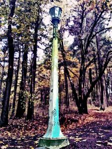 Narnian Lamppost