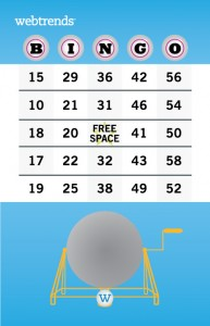 Bingo Scratch-off