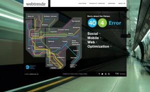 Webtrends 404