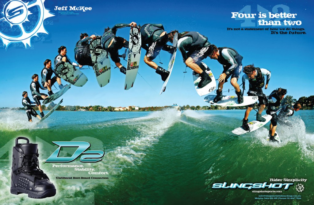 D2 wakeboot ad
