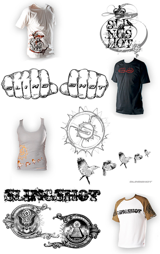 Slingshot apparel
