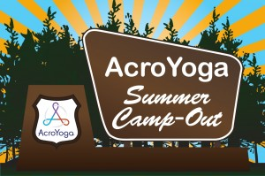Acro Yoga Summer Camp-Out